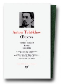 Tchékhov : Oeuvres, tome 1