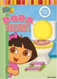 Dora devient propre