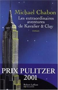 Les extraordinaires aventures de Kavalier et Clay - Prix Pulitzer 2001