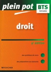 DROIT BTS (Ancienne édition)