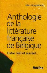 Anthologie de la littérature française de Belgique
