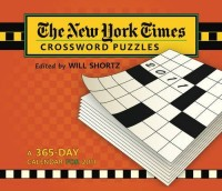 The New York Times Crossword Puzzles 2011 Calendar