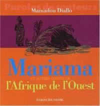 Mariama et autres contes du Sénégal