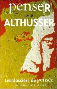 Penser Althusser