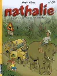 Nathalie, Tome 17 : Le tour du monde en 80 bourdes