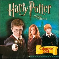 Calendrier Harry Potter 2008