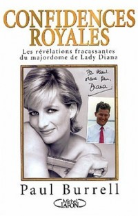 Confidences royales : Les révélations fracassantes du majordome de Lady Diana