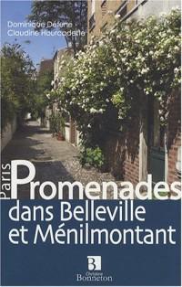 Promenades dans Belleville et Ménilmontant