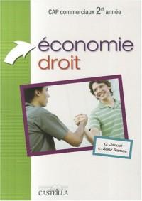 Economie Droit CAP commerciaux 2e année