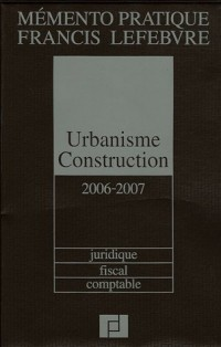 Urbanisme Construction
