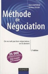 Méthode de négociation : On ne naît pas bon négociateur, on le devient