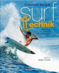 Surf technik : Techniques avancées et manoeuvres