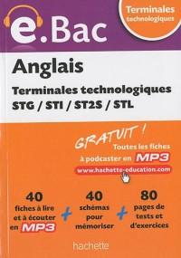 e.Bac - Anglais Terminales STG-ST2S-STI-STL