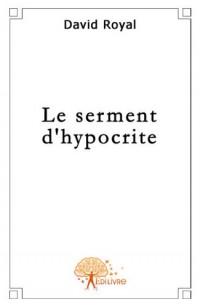 Le serment d'hypocrite
