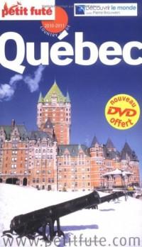 Le Petit Futé Québec (1DVD)