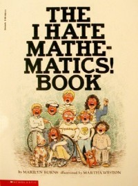 I Hate Mathematics Book