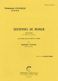 Souvenirs de Munich
