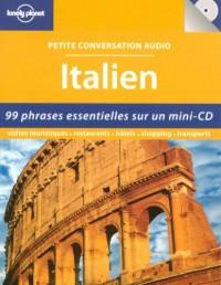 Petite conversation audio Italien (1CD audio)