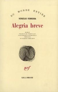 Alegria Breve