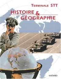 Histoire-Géographie, terminale, Bac STT