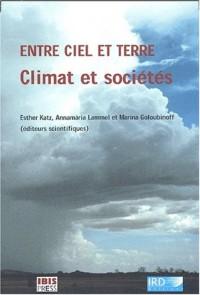 Entre ciel et terre, climat et sociétés