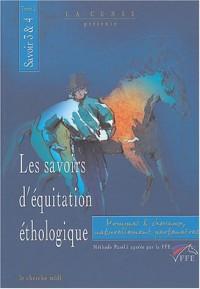 Les Savoirs d'équitation éthologique, tome 2