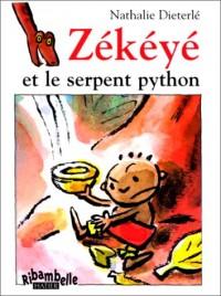 Zékéyé et le Serpent python (album CP)