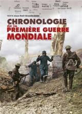 Chronologie de la première guerre mondiale.