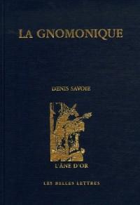 La gnomonique