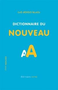 Le dictionnaire du nouveau