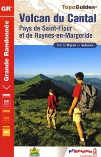 Volcan du Cantal : Pays de Saint-Flour et de Ruynes-en-Margeride