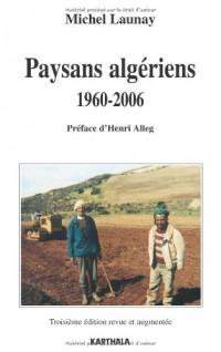 Paysans algériens : 1960-2006