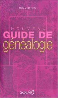 Nouveau guide de généalogie