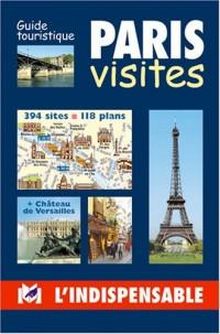 Plan de ville : Paris