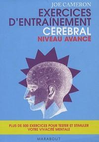 Coffret Exercices d'entraînement cérébral, 2 volumes