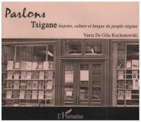 CD Parlons Tsigane