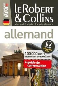 Dictionnaire Le Robert & Collins Mini Plus allemand