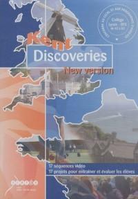 Kent Discoveries New version A2/B2 : DVD-ROM vidéo