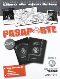 Pasaporte ELE 1 (A1). Libro de ejercicios + CD Audio (Spanish Edition)