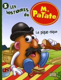 Les histoires de M. Patate, Tome 3 : Le pique-nique