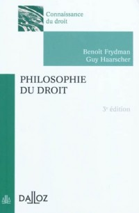 Philosophie du droit