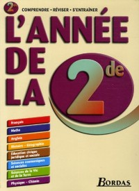 L'AD LA 2DE 2006  (ancienne édition)