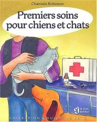 Premiers soins pour chiens et chats