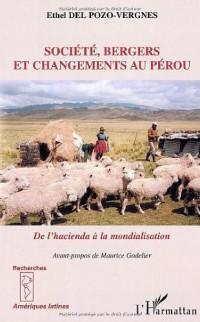 Société, bergers et changements au Pérou: de l'hacienda à la mondialisation