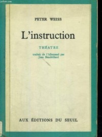 Instruction (l')