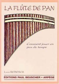 Partition : Flute de pan