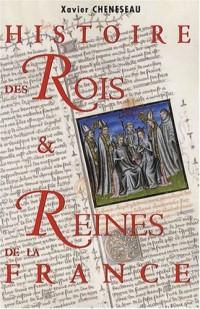 Histoire des rois et reines de France