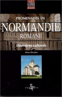 Promenades en Normandie romane