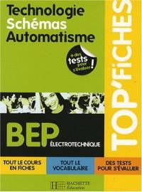 Technologie Schémas Automatisme BEP électrotechnique