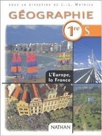 Géographie, 1ère, Bac S